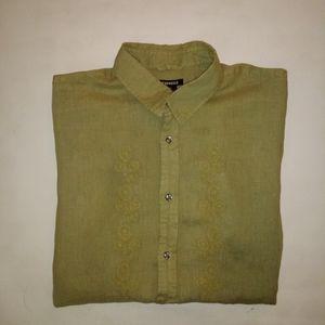 Express linen shirt